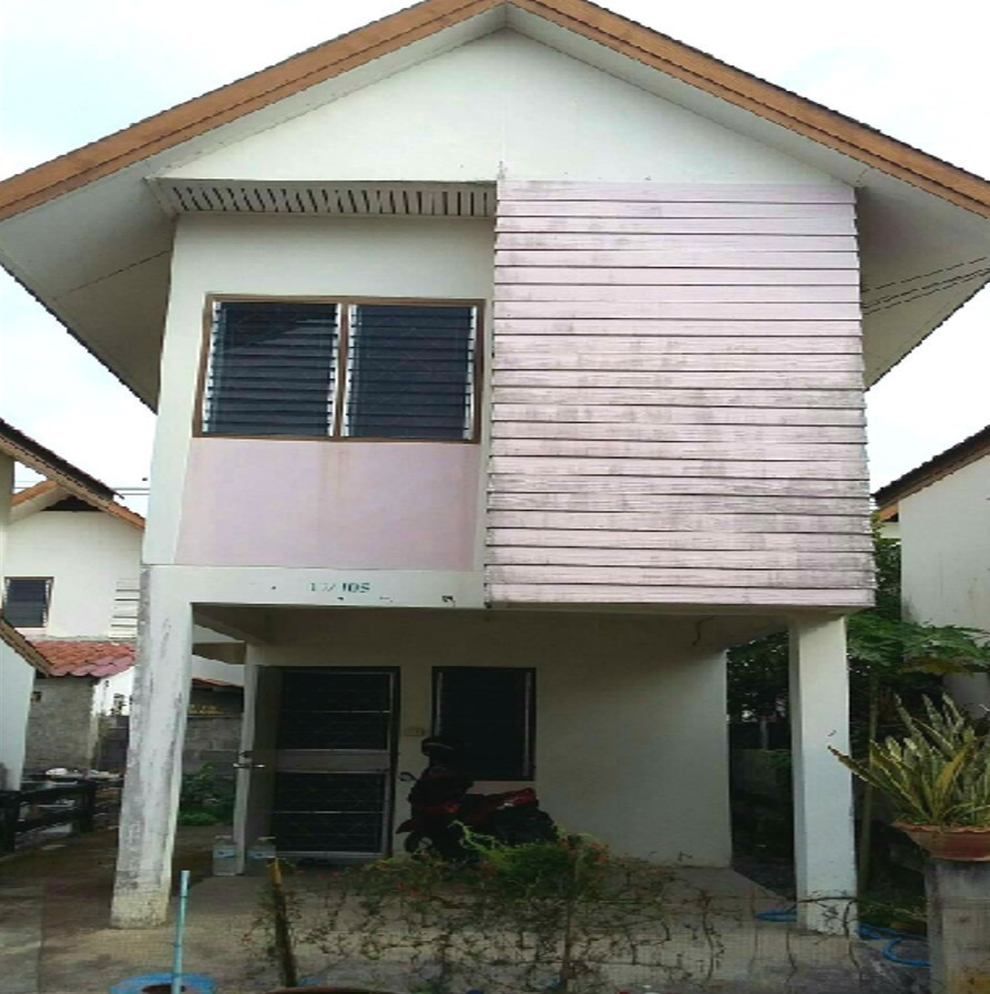 For Sale 2 Beds 一戸建て in Khlong Luang, Pathum Thani, Thailand | Ref. TH-ABGOLYFQ