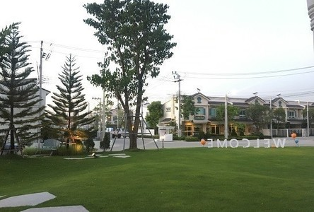 For Rent 2 Beds Townhouse in Bang Phli, Samut Prakan, Thailand
