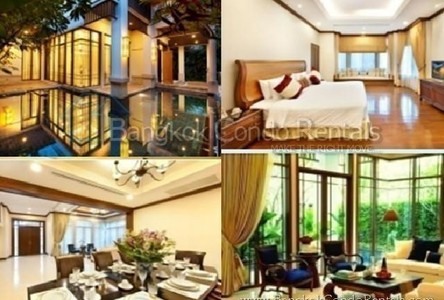 For Rent 5 Beds House in Sathon, Bangkok, Thailand