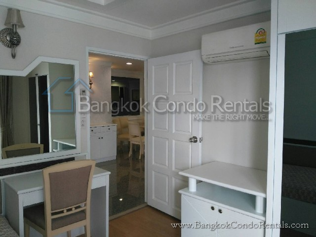 Richmond Palace - For Rent 3 Beds Condo in Watthana, Bangkok, Thailand | Ref. TH-PVLOSLSD