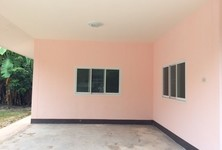 For Sale 2 Beds 一戸建て in Hang Chat, Lampang, Thailand