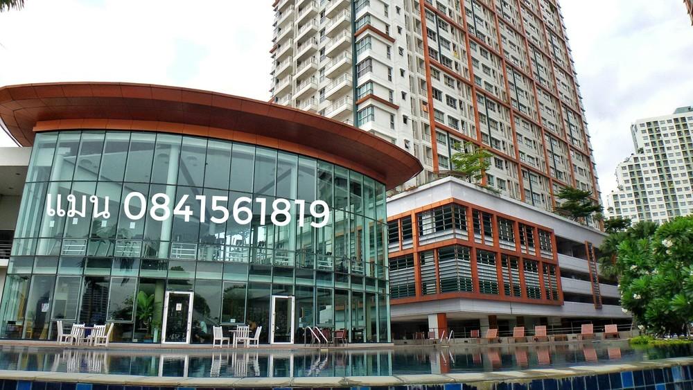 Ivy River - For Sale or Rent 1 Bed コンド in Rat Burana, Bangkok, Thailand | Ref. TH-VIQEECXL
