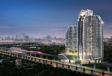 For Sale Condo 22 sqm Near BTS Bang Na, Bangkok, Thailand
