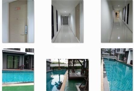 For Rent 1 Bed Condo Near MRT Huai Khwang, Bangkok, Thailand