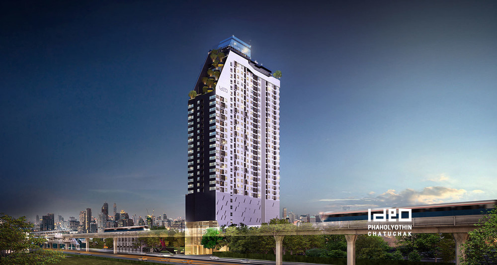 Ideo Phaholyothin Chatujak - For Sale Condo 24.5 sqm Near BTS Saphan Khwai, Bangkok, Thailand | Ref. TH-HNHONDWU