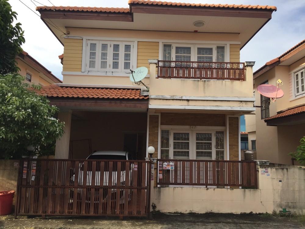 ขาย บ้านเดี่ยว 3 ห้องนอน ทุ่งครุ กรุงเทพฯ | Ref. TH-RBAUBEPO