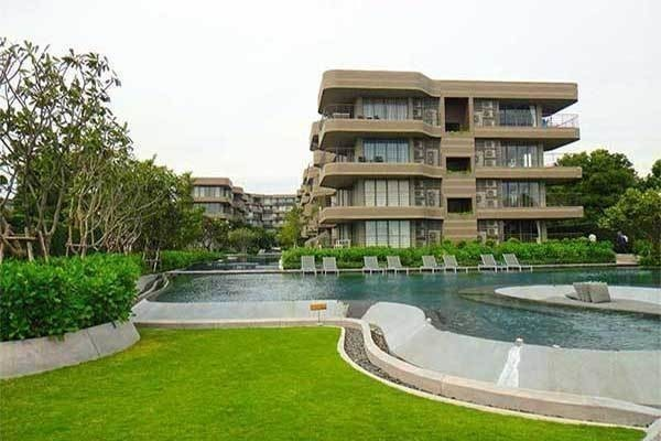 Baan San Ngam Huahin - For Sale 2 Beds Condo in Cha Am, Phetchaburi, Thailand | Ref. TH-YKLXTEYC