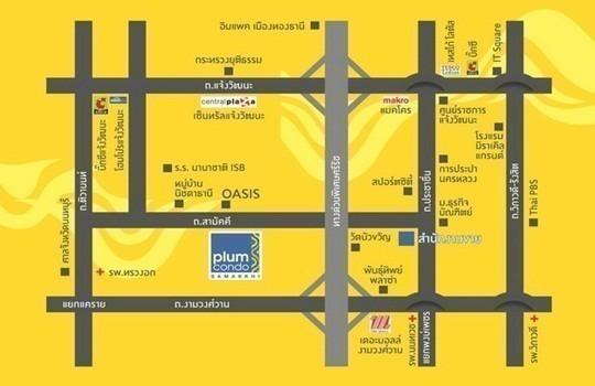 For Rent コンド 24 sqm in Mueang Nonthaburi, Nonthaburi, Thailand | Ref. TH-FFKRHRMO