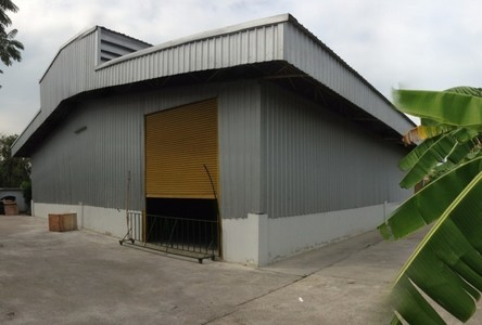 For Sale Warehouse 1,300 sqm in Mueang Chon Buri, Chonburi, Thailand