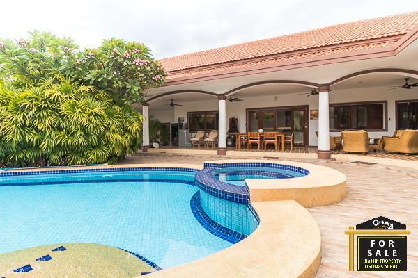 For sale 3 beds house in hua hin prachuap khiri khan for Terrace 90 hua hin