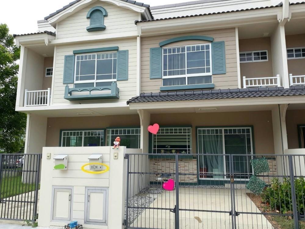 Продажа: Таунхаус с 2 спальнями в районе Bang Bo, Samut Prakan, Таиланд | Ref. TH-GLBVZBFT