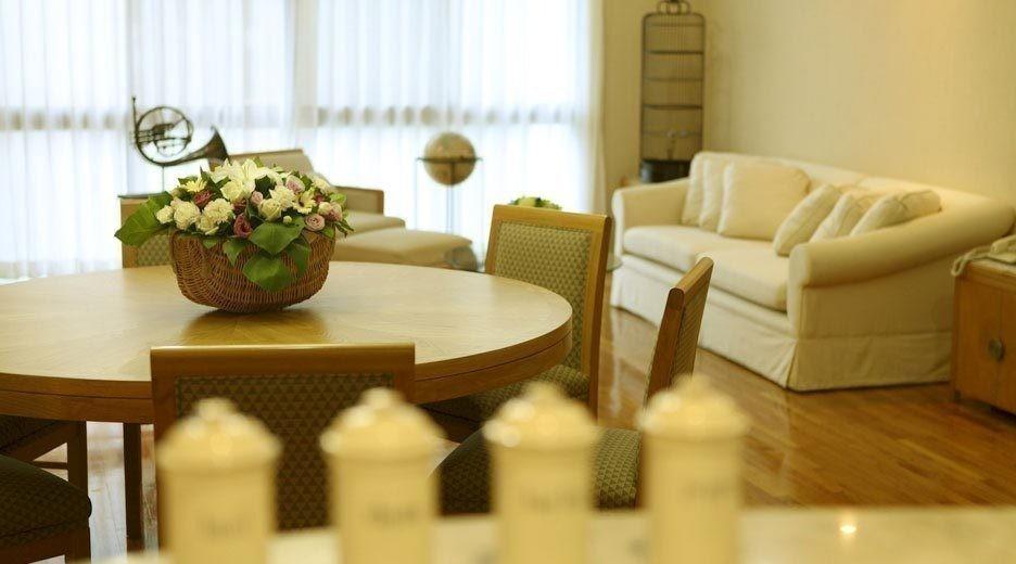 For Rent 3 Beds コンド in Watthana, Bangkok, Thailand | Ref. TH-BNWTLYBQ