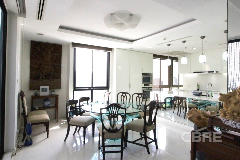 Icon III - For Sale 3 Beds Condo in Watthana, Bangkok, Thailand | Ref. TH-KOLPNYWV
