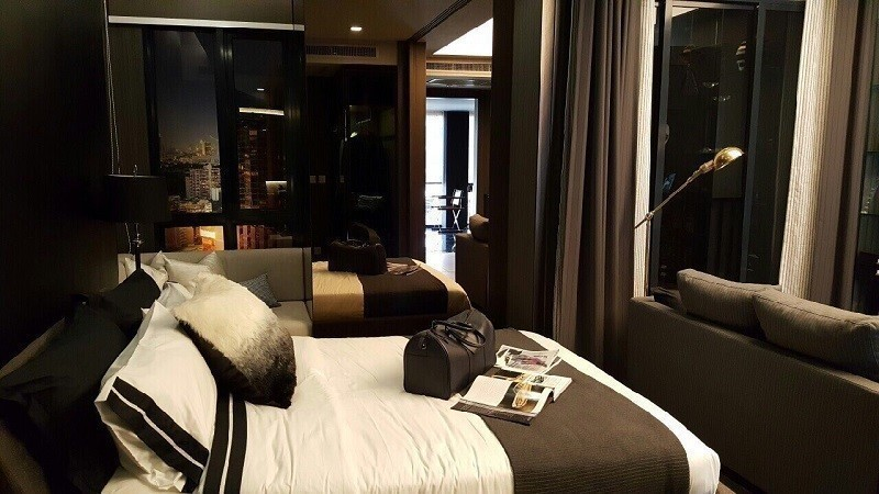 Ashton Asoke - For Sale 1 Bed コンド Near BTS Asok, Bangkok, Thailand | Ref. TH-GHBGASFE