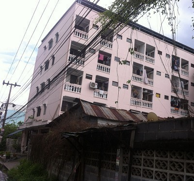 For Sale Apartment Complex 65 rooms in Bang Kapi, Bangkok, Thailand | Ref. TH-GLZOXVYM