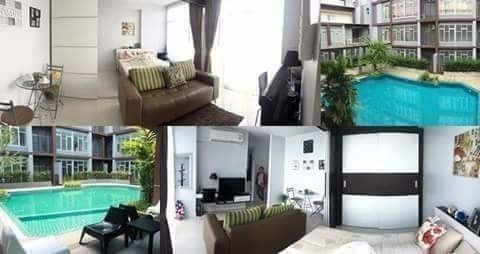 For Sale 1 Bed Condo in Mueang Suphanburi, Suphan Buri, Thailand | Ref. TH-HFKCFWNZ