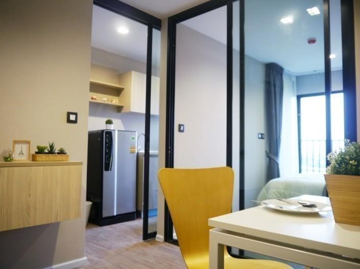 Tropicana Condominium - For Rent 1 Bed コンド in Mueang Samut Prakan, Samut Prakan, Thailand | Ref. TH-HNEBREXI