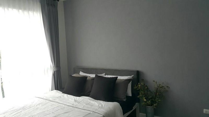 dCondo Campus Resort Bangna - For Rent 1 Bed コンド in Bang Bo, Samut Prakan, Thailand | Ref. TH-SOKLBBUI