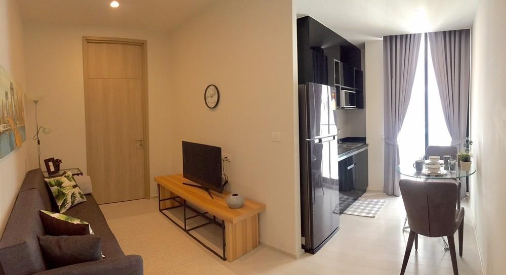Noble Ploenchit - В аренду: Кондо c 1 спальней возле станции BTS Phloen Chit, Bangkok, Таиланд | Ref. TH-HMLLNOTX