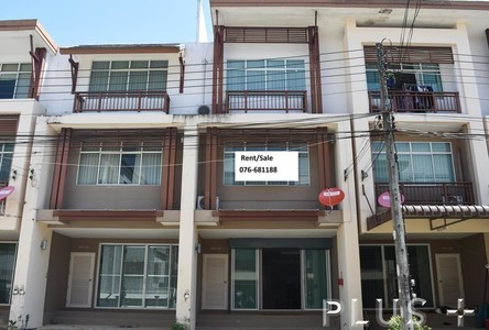 For Sale or Rent タウンハウス 23 sqm in Phuket, South, Thailand