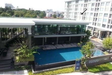 For Sale Condo 30 sqm in Yan Nawa, Bangkok, Thailand