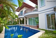 For Rent 5 Beds 一戸建て in Bang Lamung, Chonburi, Thailand