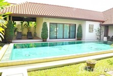 For Sale or Rent 4 Beds 一戸建て in Bang Lamung, Chonburi, Thailand