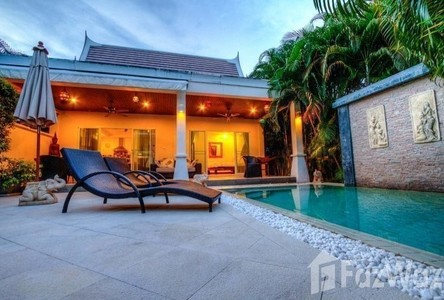 В аренду: Дом c 1 спальней в районе Mueang Phuket, Phuket, Таиланд
