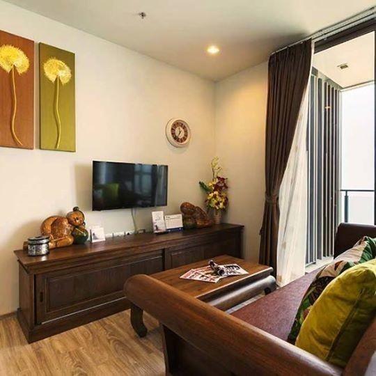 ขาย หรือ เช่า คอนโด 2 ห้องนอน บางละมุง ชลบุรี   Ref. TH-EQLVSFXO