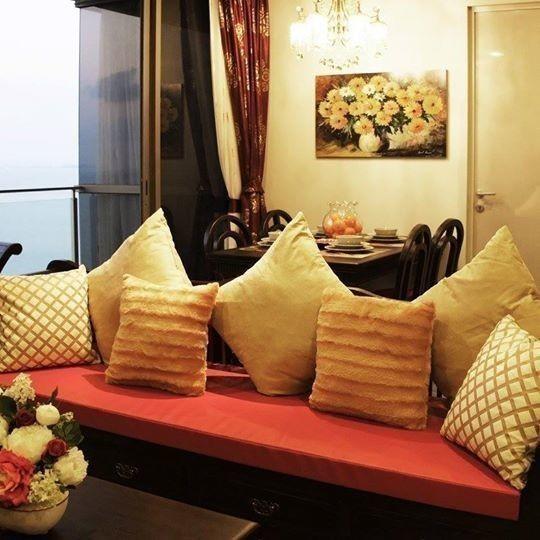 ขาย หรือ เช่า คอนโด 2 ห้องนอน บางละมุง ชลบุรี | Ref. TH-KANOESLD