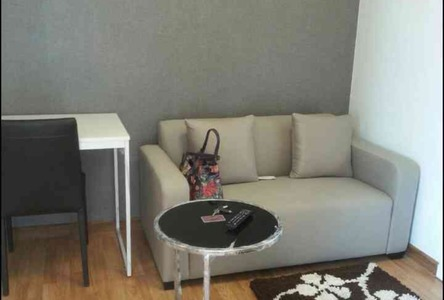 For Rent Condo 26 sqm in Mueang Nonthaburi, Nonthaburi, Thailand