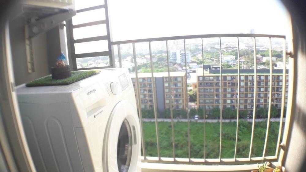 Продажа или аренда: Кондо c 1 спальней в районе Bang Kapi, Bangkok, Таиланд | Ref. TH-JMWZCRCI