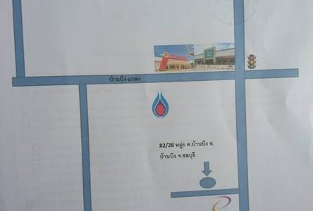 ขาย ทาวน์เฮ้าส์ 2 ห้องนอน บ้านบึง ชลบุรี