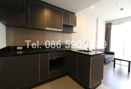 For Rent 1 Bed コンド Near BTS Wong Wian Yai, Bangkok, Thailand