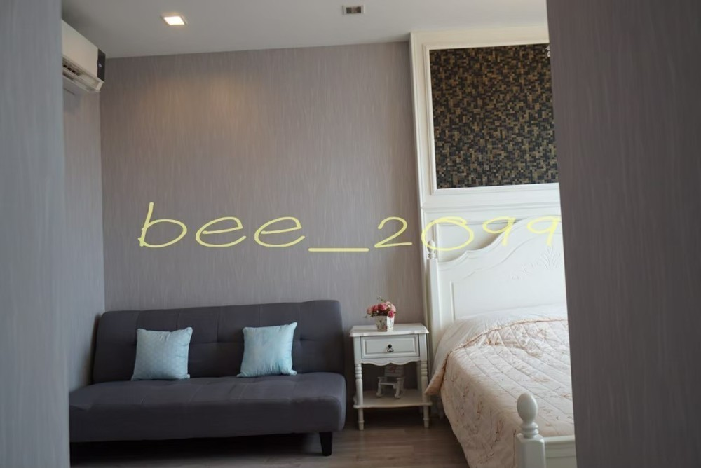 Ideo Mobi Sukhumvit - For Sale or Rent コンド 22 sqm Near BTS On Nut, Bangkok, Thailand | Ref. TH-SICPYWBP