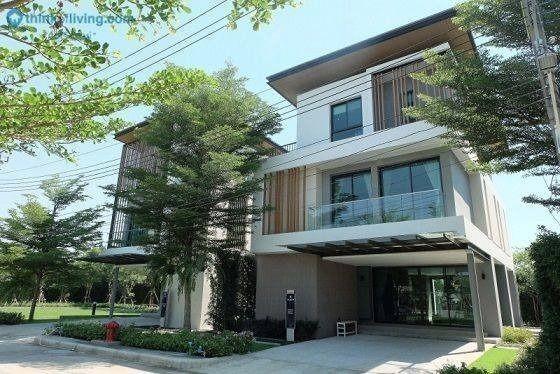 For Rent 3 Beds House in Prawet, Bangkok, Thailand   Ref. TH-OFNSBKKB