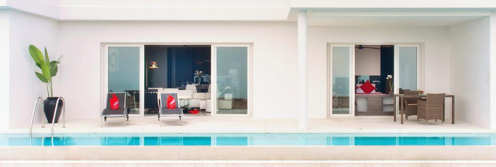 ขาย หรือ เช่า คอนโด 1 ห้องนอน เกาะสมุย สุราษฎร์ธานี | Ref. TH-SBOSRWLF