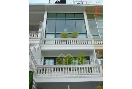 ขาย หรือ เช่า ทาวน์เฮ้าส์ 4 ห้องนอน พระโขนง กรุงเทพฯ