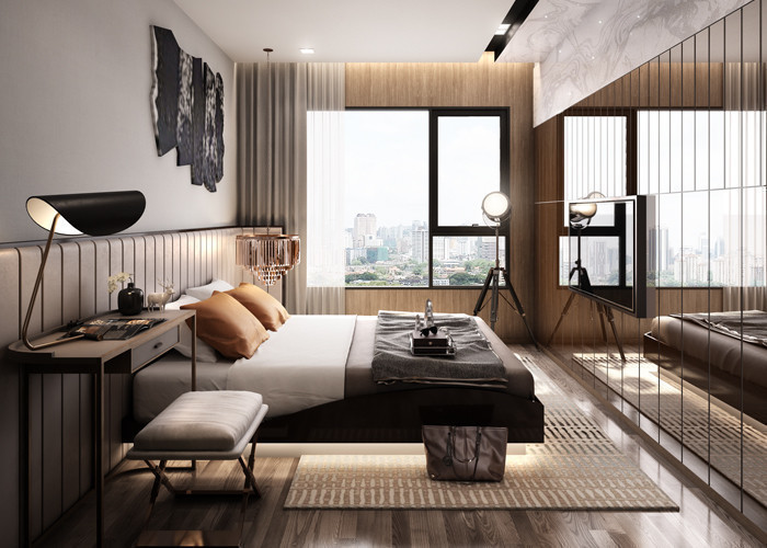 For Sale 1 Bed Condo in Chatuchak, Bangkok, Thailand | Ref. TH-DWUIOVYS