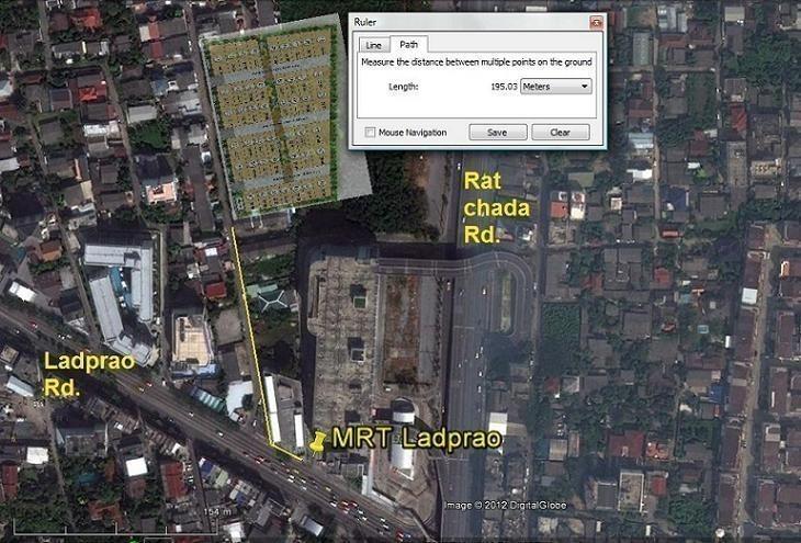 В аренду: Таунхаус с 2 спальнями в районе Chatuchak, Bangkok, Таиланд | Ref. TH-TIHIOIBW