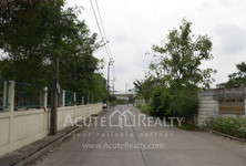 For Sale Land in Phra Samut Chedi, Samut Prakan, Thailand