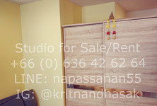 For Sale or Rent Condo 28.01 sqm in Lat Krabang, Bangkok, Thailand