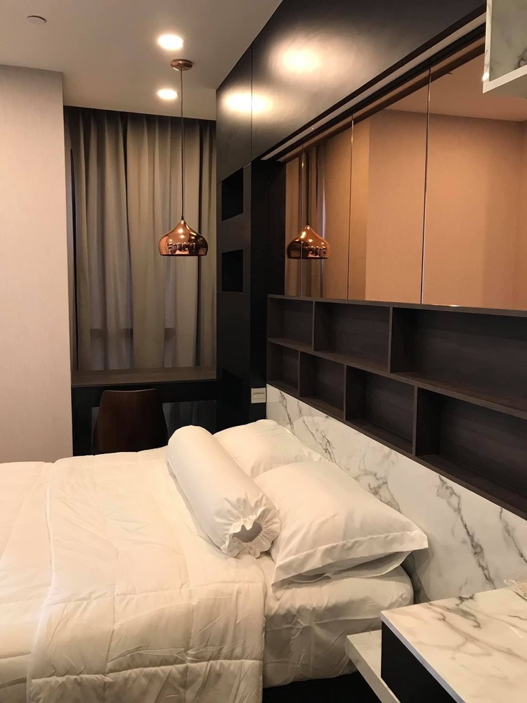 Ashton Chula - Silom - For Sale or Rent 1 Bed コンド Near MRT Sam Yan, Bangkok, Thailand | Ref. TH-QFZBKCAZ