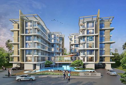 Продажа: Кондо с 2 спальнями в районе Sattahip, Chonburi, Таиланд