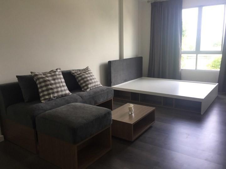 dCondo Campus Resort Bangna - For Rent 1 Bed コンド in Bang Bo, Samut Prakan, Thailand | Ref. TH-FRQPRNDA