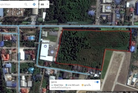 For Sale Land 15 rai in Krathum Baen, Samut Sakhon, Thailand