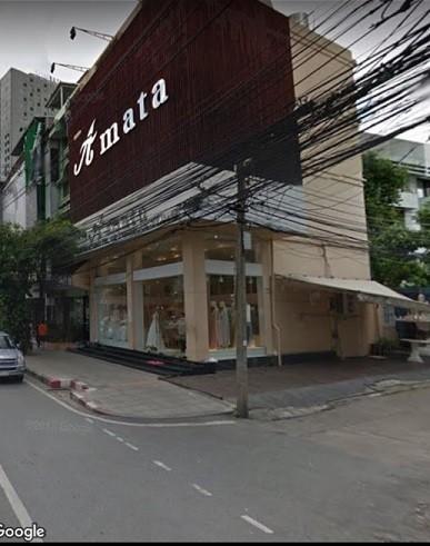 ขาย อาคารพาณิชย์ 164 ตรม. วัฒนา กรุงเทพฯ | Ref. TH-HYUXSQCG