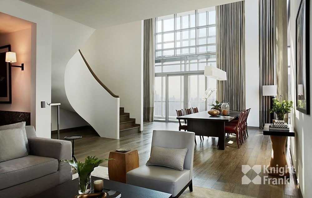 Oriental Residence - В аренду: Кондо с 3 спальнями возле станции BTS Phloen Chit, Bangkok, Таиланд | Ref. TH-ZVHBDLFZ