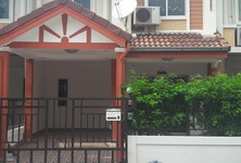 For Sale 3 Beds タウンハウス in Don Mueang, Bangkok, Thailand