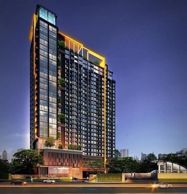 Whizdom Avenue Ratchada - Ladprao - For Sale 1 Bed コンド Near MRT Lat Phrao, Bangkok, Thailand | Ref. TH-DFGUWNUS